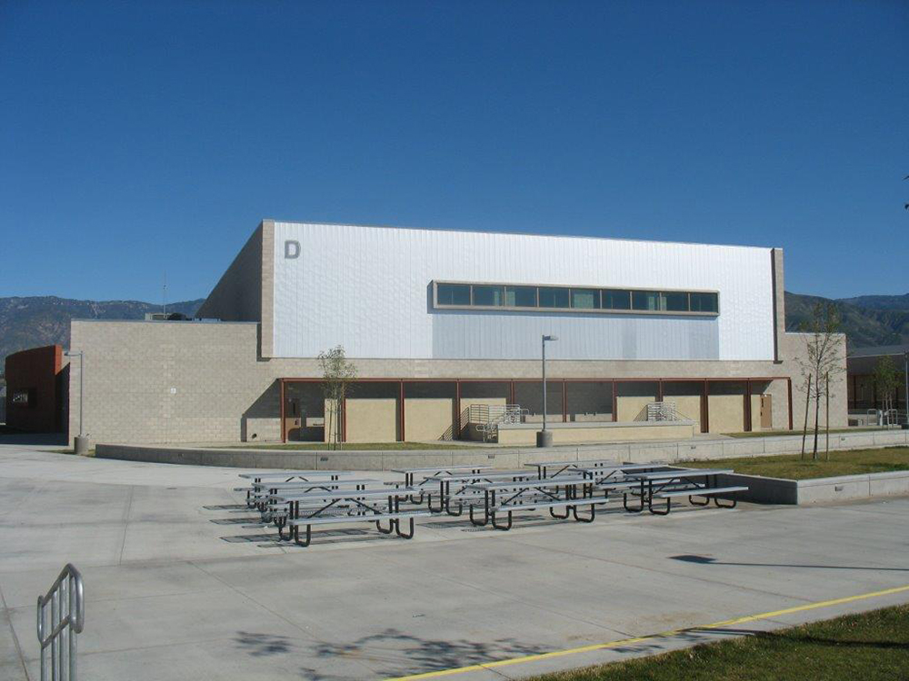 San Bernardino City Unified School District Office