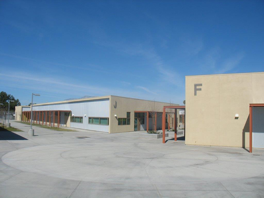 San Bernardino City Unified School District Facilities And Construction