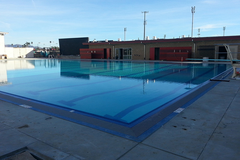 New Aquatic Center
